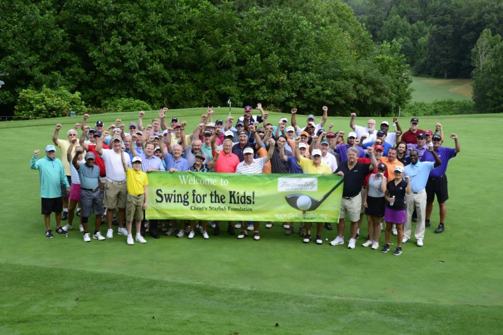 "Brasstown Valley Resort Hosts ""SWING FOR THE KIDS"" Golf"